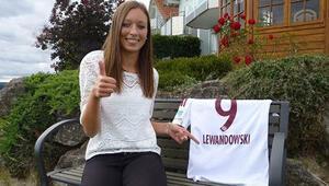 Yok artık Yine Lewandowski yine gol şov