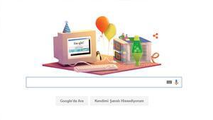 Google ne zaman kuruldu (Google kendisini doodle yaptı)