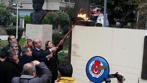 Basın Özgürlüğü Anıtı yanlışlıkla yıkıldı