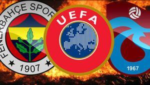 UEFA Temyiz Kurulundan Fenerbahçeye ret