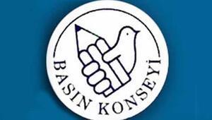 Basın Konseyi: Gazetecilere yönelik hoyratça yaklaşımlar sona ermeli