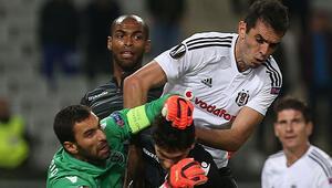 Beşiktaş 1-1 Sporting Lizbon