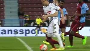 Trabzonu isyan ettiren penaltı