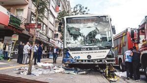Ankaradaki faciada korkunç iddialar: İyi şoför itfaiyeci, teknikerler amele