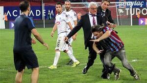 Maç bitti Trabzon karıştı