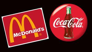 Coca Cola ve McDonaldstan Blattere istifa çağrısı
