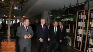 Kemal Kılıçdaroğlu, Hürriyet Gazetesi'ni ziyaret etti