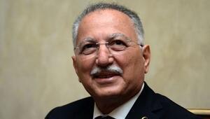 Ekmelettin İhsanoğlu Ahmet Hakanı ziyaret etti