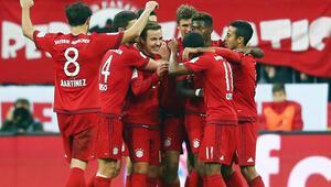 Bayern Münih, Dortmundu dağıttı 5-1