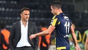 Fenerbahçede her hafta bir kriz Van Persieden şok tepki