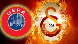 Galatasaray UEFAya gitti ve...