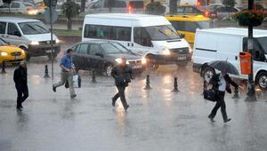 Sağanak yağış metroyu da vurdu