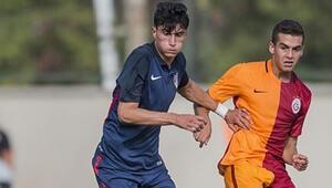 Galatasaraylı İbrahim Demirbağ gelecek vadeden 50 genç futbolcu listesinde