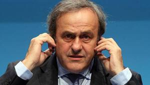 UEFA İcra Kurulundan Platiniye destek