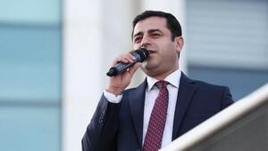Selahattin Demirtaş: Ülkeye huzur gelecekse...