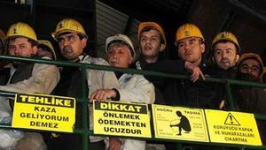 TTK ocağında üretim durduruldu