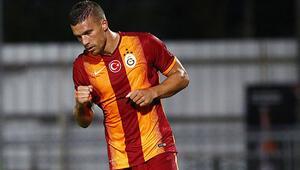 UEFAdan Podolskiye: Selçukun golünü gördün mü