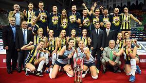 VakıfBank 2-3 Fenerbahçe Grundig