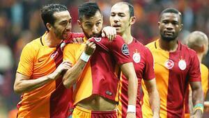 Galatasaray 4 -1 Gençlerbirliği