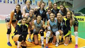 Sarıyer Belediyespor 0 - 3 Fenerbahçe Grundig