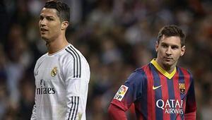 Real Madrid-Barcelona maçı 21 Kasım 2015te