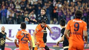 Osmanlıspor 0 - 3 Medipol Başakşehir