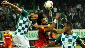 Giresunspor 1 - 2 Yeni Malatyaspor
