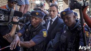 Oscar Pistorius serbest kaldı