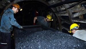 TTK 696 bin 548 ton kömür sattı