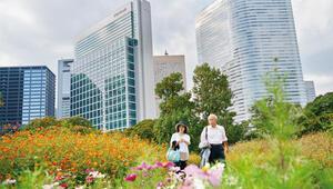 36 saatte Tokyo'nun doğusu