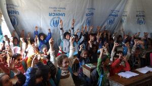 Suriyeli çocukların eğitim mücadelesi