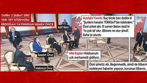 Kılıçdaroğlu: Bu suç istediğim kanalı izlerim