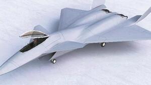 Milli savaş uçağında konsept belli oldu