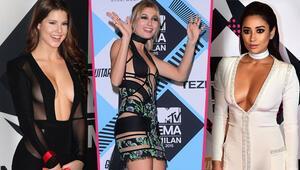 MTV Avrupa Müzik Ödülleri kırmızı halı töreni: Vasatsınız