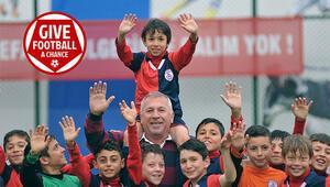 Altınordudan Futbola Bir Şans Ver projesi