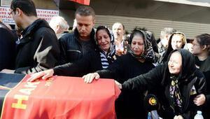 HAK-PAR Genel Başkanı Fehmi Demir için cenaze töreni düzenlendi