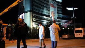CHPyi kurşunladı serbest kaldı