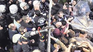 Koza-İpek Grubunun İstanbuldaki binasında hem kapıyı hem yayını kestiler