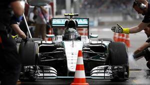 Formula 1de heyecanı Meksikada