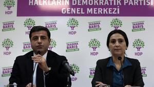 HDPden 1 Kasım açıklaması: Ortada eşit bir seçim yoktu