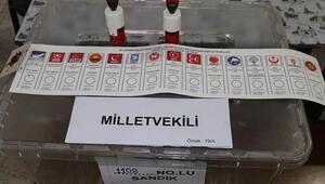 AK Parti HDPden 18, MHPden 37 milletvekili aldı