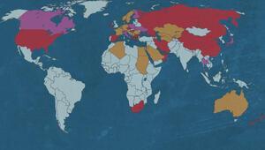 1 Kasım için 54 ülkede oy kullanıldı