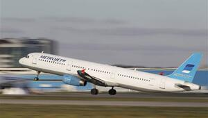 Havayolu şirketleri Sina üzerinden uçmayacak