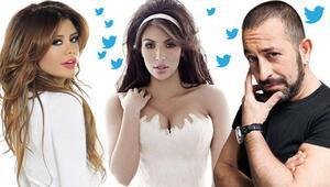 Yerli ve yabancı ünlülerin Twitterda paylaştığı unutulmaz fotoğraflar