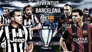 Şampiyonlar Ligi Finali Juventus - Barcelona canlı izle | Star TV canlı izle