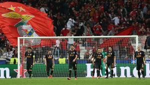 Benfica-Galatasaray maçı özeti ve Podolskinin golü izle