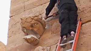 IŞİD'den bir kültür yıkımı daha