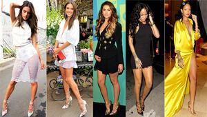 Moda ikonlarının ayakkabısı