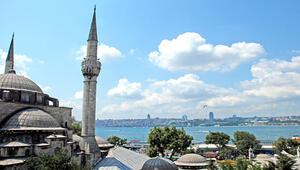 İstanbulun boğaza nazır camileri
