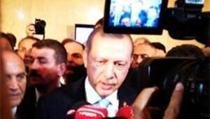 Başbakan Erdoğandan ilk değerlendirme
